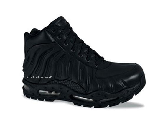 Foamposite Nike Boots