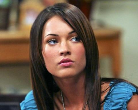 Megan Fox 7th Grade. Break: Ashley- Megan Fox